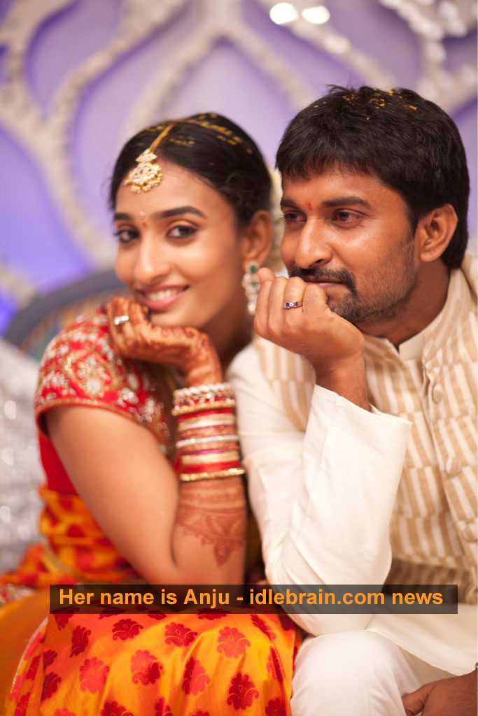 Nani S Fiancee Is Anju Telugu Cinema News