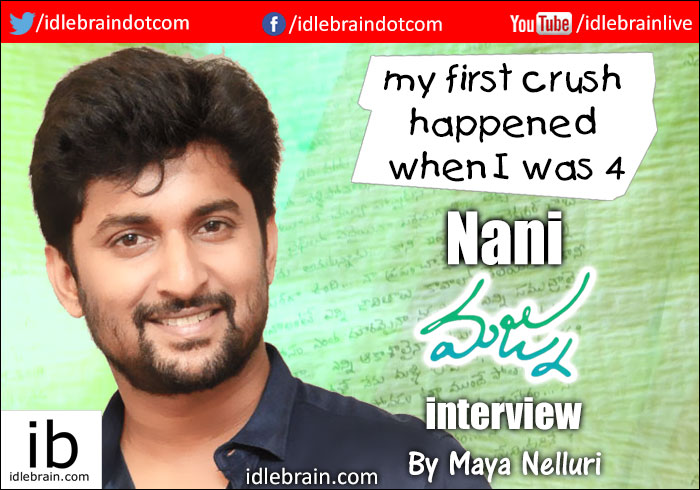 Nagarjuna interview Majnu