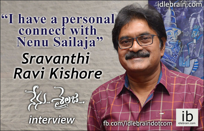 Sravanthi Ravi Kishore interview