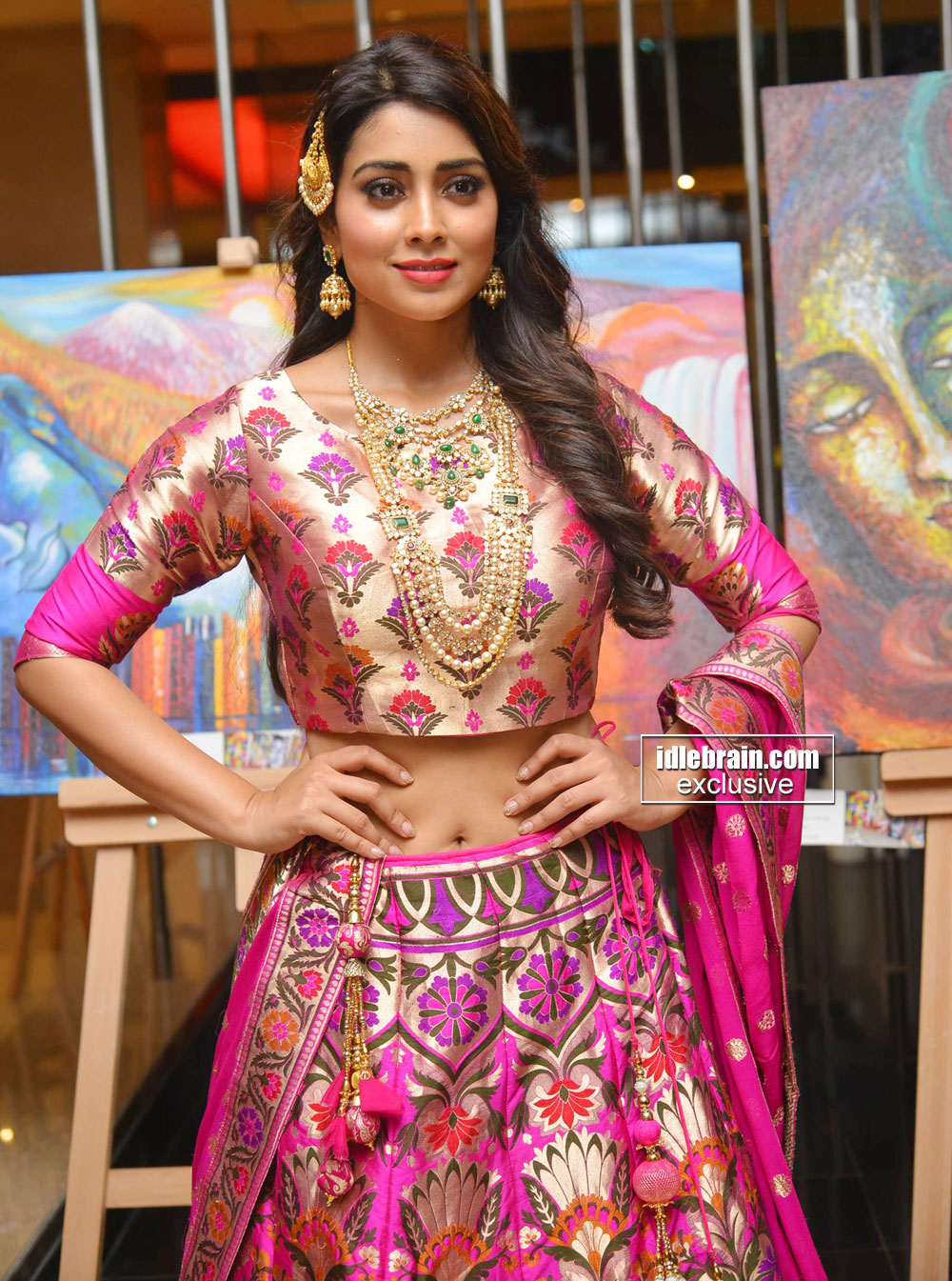 Shriya Saran photo gallery - Telugu cinema actress
