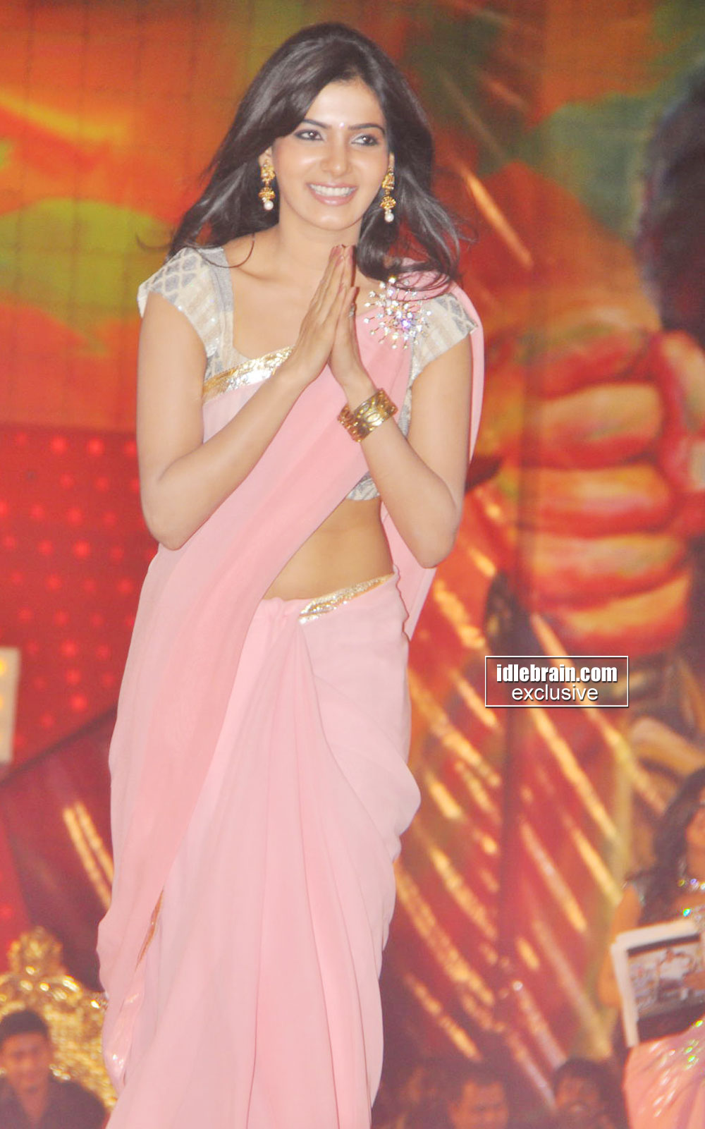 Samantha in dookudu 50 days function