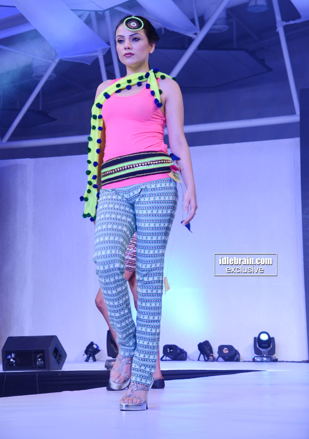Nift Fashionova 2013 Fashion Show Telugu Cinema